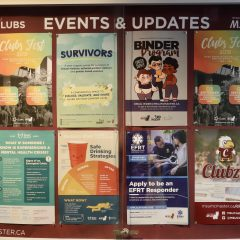 In the wake of the Student Choice Initiative As the school year gets into full swing, clubs are preparing for the financial impacts of the Student Choice Initiative