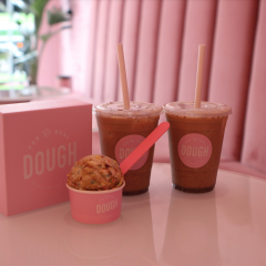 Getting real with For Real Dough For Real Dough is Hamilton's newest cookie dough cafe