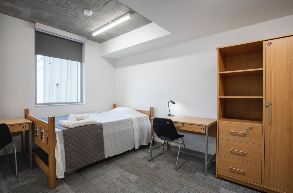 Enter McMaster's newest student hub — The Silhouette