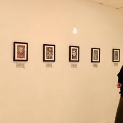 """Art as a medium for healing """"Mixed Matter"""" paints an intimate look at Ahmed Elfatih's life"""