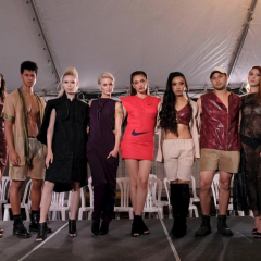 Supercrawl Spotlight: The Eye of Faith From a sidewalk runway to centre stage of the Fashion Zone, the Eye of Faith are celebrating their fifth Supercrawl