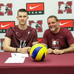 Wojtek Kraj among additions to the Men's Volleyball team Kraj comes from the Polish team Jastrzębski Węgiel and looks to make an immediate impact