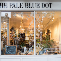 Spooky swap The Pale Blue Dot partners with Grain & Grit for an eco-conscious clothing swap