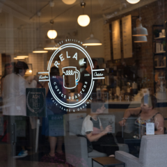 Moving the daily grind Relay Coffee Roasters finds a new home on King William Street