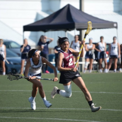 The women's lacrosse team is clearing the way for championship Backed up by a decorated head coach and great team chemistry, make sure to look out for the women's lacrosse team