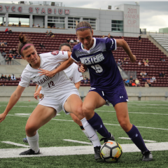 A pair of quarterfinals exits It was a tough exit for the soccer program, but the past weekend wasn't all doom and gloom