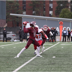 2019 Yates Cup-bound The Marauders beat the University of Guelph Gryphons 19-10 to advance to the Yates Cup