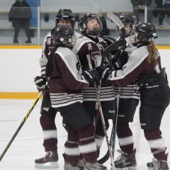 Women's hockey looks to cool their opponents' hot offence A confident Marauders squad prepares to play their hardest opponents yet