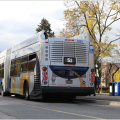 2020 HSR Referendum overshadowed by MSU Presidential Elections McMaster students set to vote on the future of the HSR bus pass