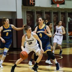Big win gives the women's basketball team newfound confidence The women's basketball team has run into a small championship hangover, but look to turn things around the second half of the season