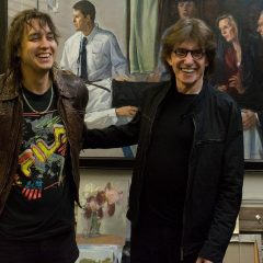 McMaster professor teams up with rock star to write a foreword for new book  McMaster professor writes book with forward by Julian Casablancas