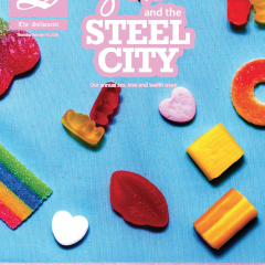 Sex and the Steel City 2020 Bringing together sex positivity, romance, love and identity