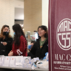 MAC CSSA tabling event shut down The deratified club holds unauthorized tabling event to distribute hygiene products