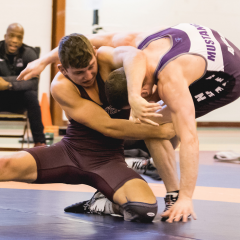 Reflecting on the wrestling U sports championship After a standout performance, Ben Zahra notched silver for the second year in a row
