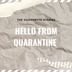 A day in the life (under quarantine) Find out how your favourite Sil staff members are spending their time in quarantine
