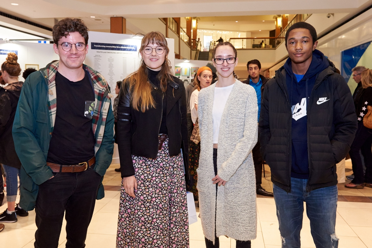 Youth and Emerging Art Fair and Exhibition - Winners